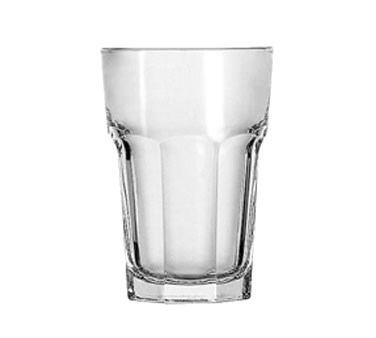 BEVERAGE GLASS, NEW ORLEANS, 14-1/2